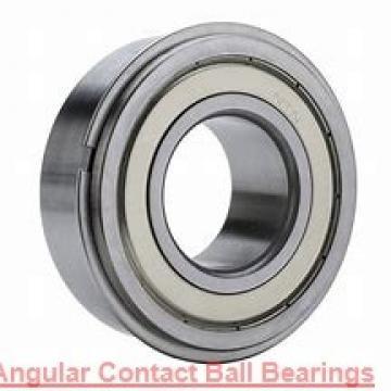 17 mm x 40 mm x 17,5 mm  FAG 3203-B-2RSR-TVH  Angular Contact Ball Bearings
