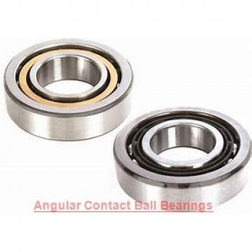 1.181 Inch | 30 Millimeter x 2.165 Inch | 55 Millimeter x 0.906 Inch | 23 Millimeter  NTN DF0617LLUC2/4E  Angular Contact Ball Bearings