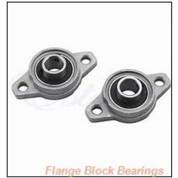 QM INDUSTRIES QVVFK13V055SC  Flange Block Bearings